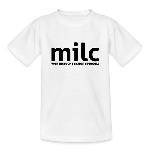 milc - Teenager T-Shirt
