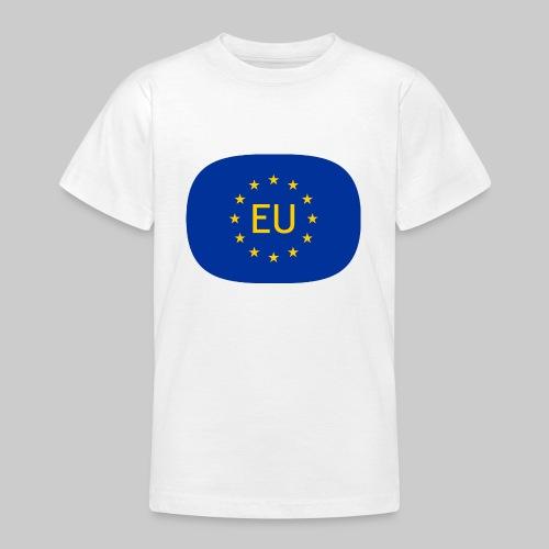 VJocys European Union EU - Teenage T-Shirt