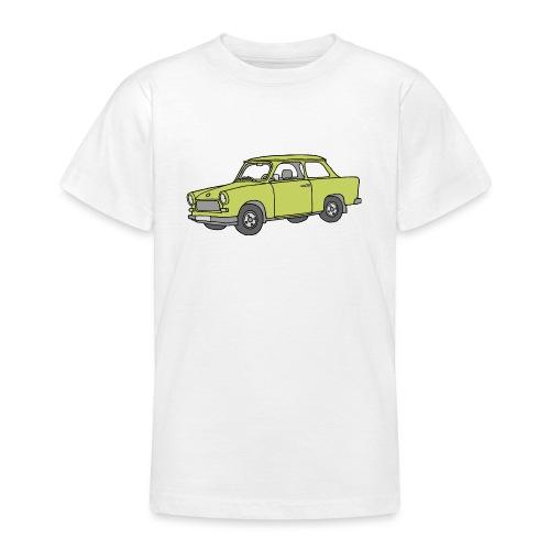 Trabi, Trabant (baligrün) - Teenager T-Shirt