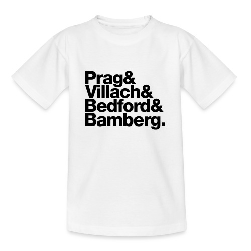 Freunde - Teenager T-Shirt