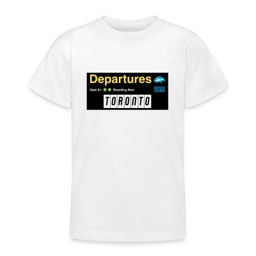 TORONTO png - Maglietta per ragazzi