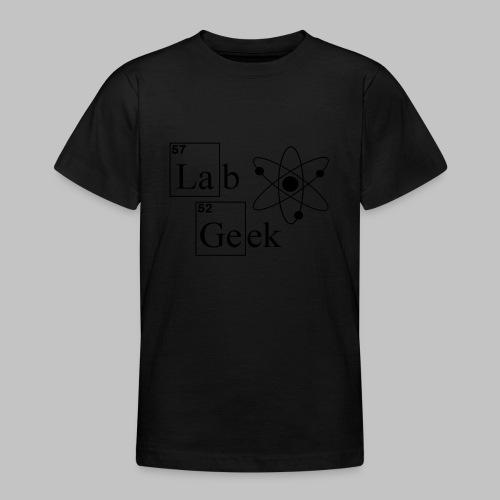 Lab Geek Atom - Teenage T-Shirt