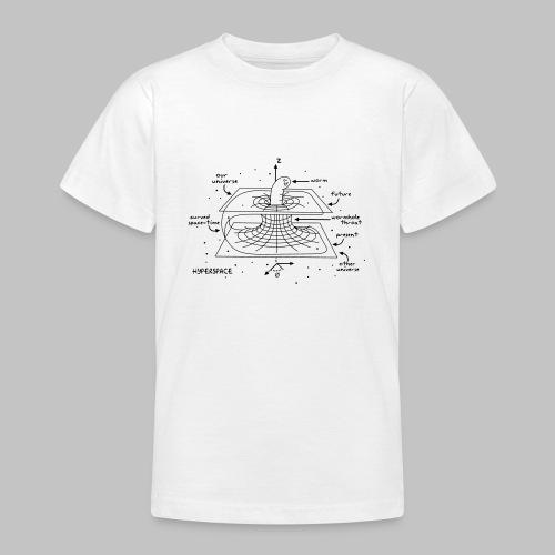 Wormhole - Teenage T-Shirt