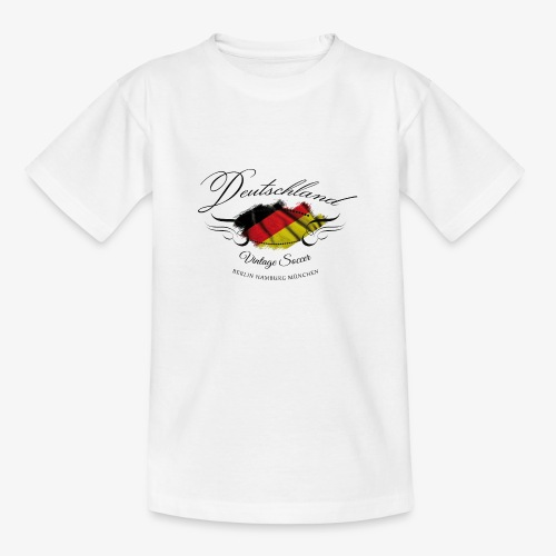 Vintage Deutschland - Teenager T-Shirt