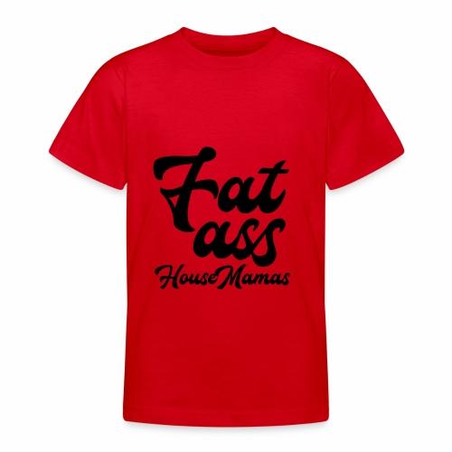 fatasshousemamas - Nuorten t-paita