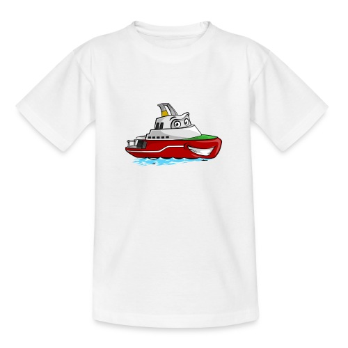 Boaty McBoatface - Teenage T-Shirt