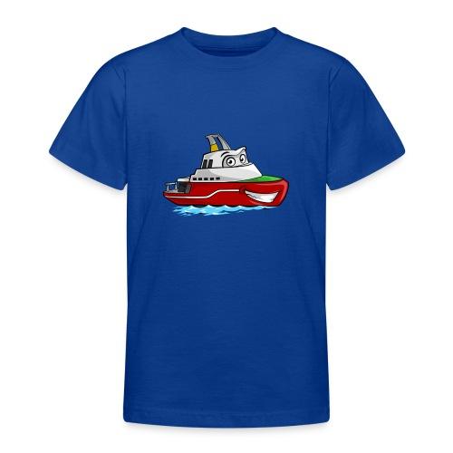 Boaty McBoatface - Teenage T-Shirt