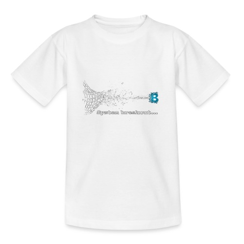 Breakout Blockchain - Teenager T-Shirt