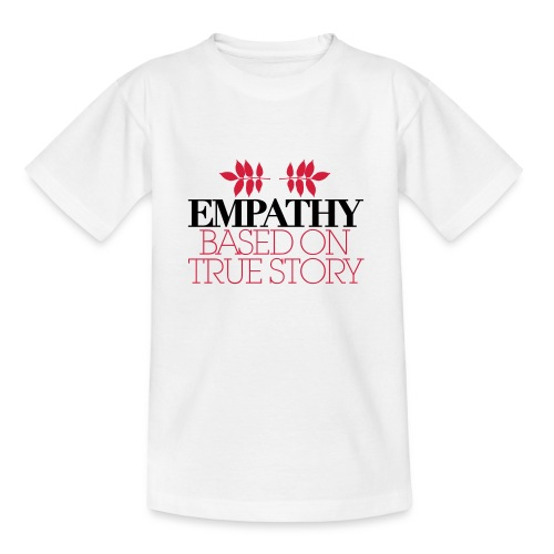 empathy story - Koszulka młodzieżowa