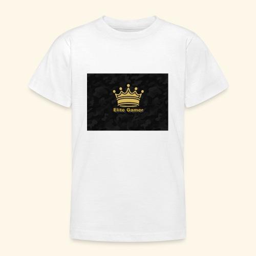 youtube design - Teenage T-Shirt
