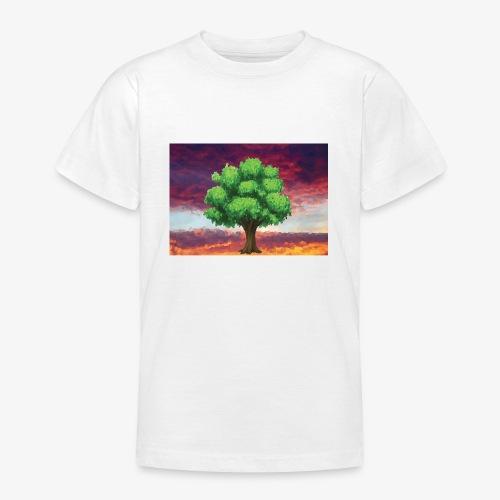 Tree in the Wasteland - Teenage T-Shirt