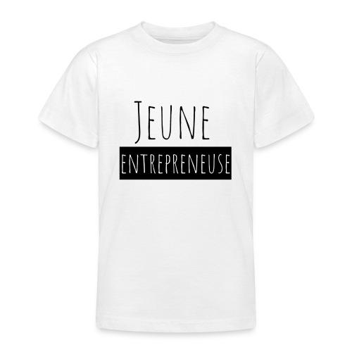 Jeune Entrepreneuse - T-shirt Ado