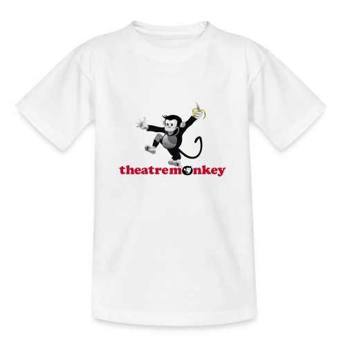 Sammy with Jazz Hands! - Teenage T-Shirt