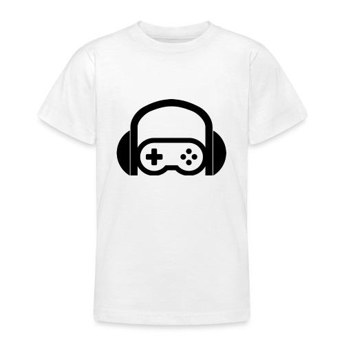 Novidoux_Logo_without_text - Teenage T-Shirt
