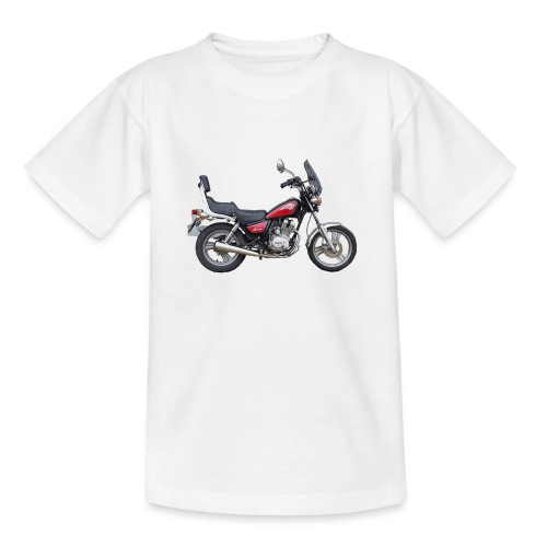 snm daelim vc 125 f advace seite rechts ohne - Teenager T-Shirt