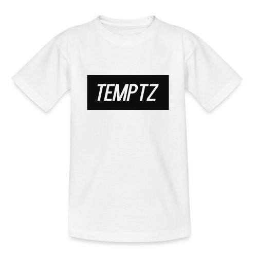 TempTz Orignial Hoodie Design - Teenage T-Shirt