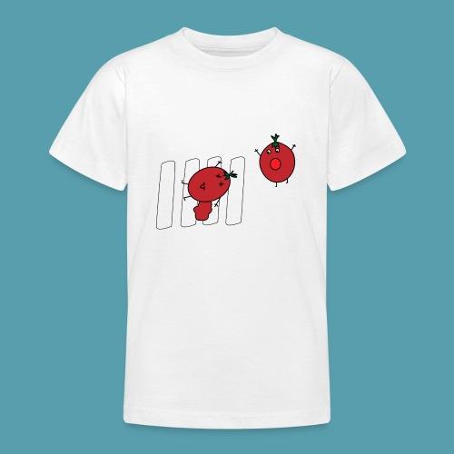 tomaatit - Nuorten t-paita
