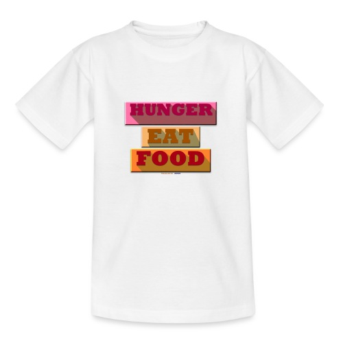 Hunger TShirt - T-shirt Ado