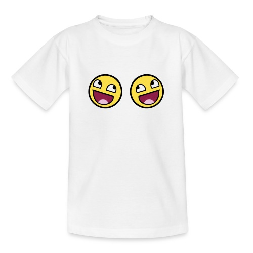 Boxers lolface 300 fixed gif - Teenage T-Shirt
