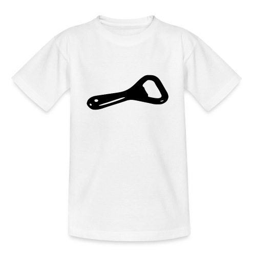 bottle opener - Teenage T-Shirt