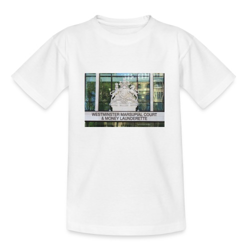 Court of Contempt - Teenage T-Shirt