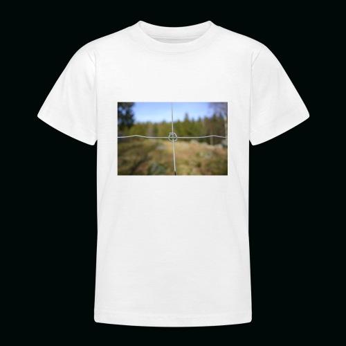 Stängsel - T-shirt tonåring