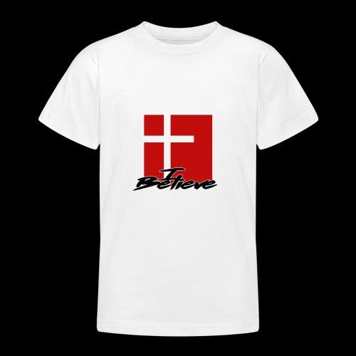 I BELIEVE 2 - Camiseta adolescente