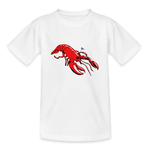 Lobster - Teenage T-Shirt