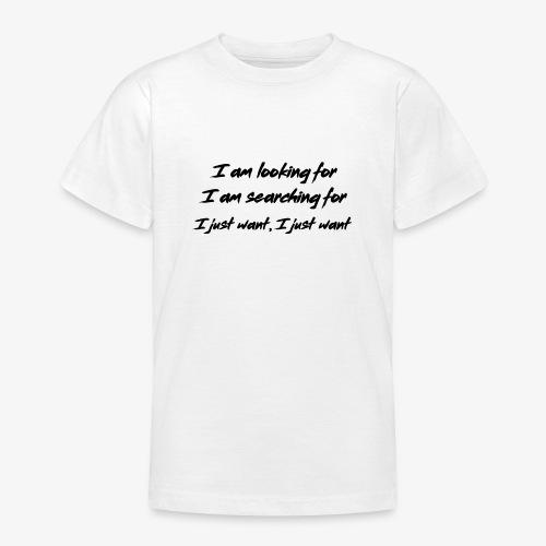 Change (NF) 1.1 - Teenage T-Shirt