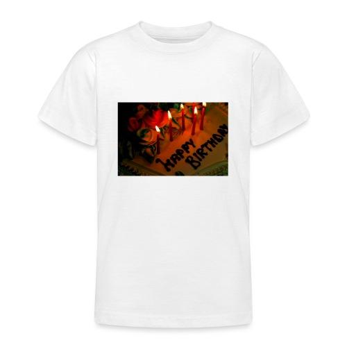 happy Birthday - Teenage T-Shirt