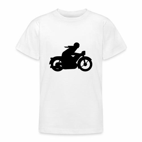 AWO driver silhouette - Teenage T-Shirt