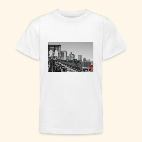 Brooklyn bridge - Maglietta per ragazzi
