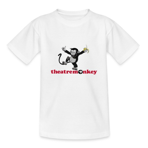 Sammy is Happy! - Teenage T-Shirt