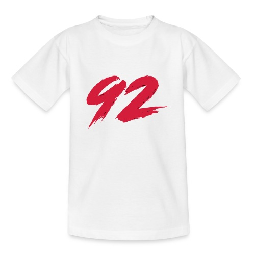 92 Logo 1 - Teenager T-Shirt