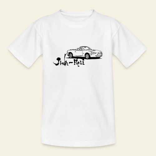 mx5 nb - Teenager-T-shirt