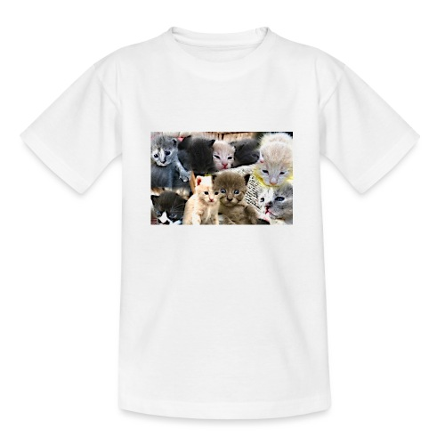 katze2 - Teenager T-Shirt