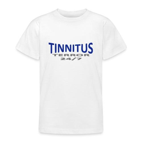 terror - T-skjorte for tenåringer