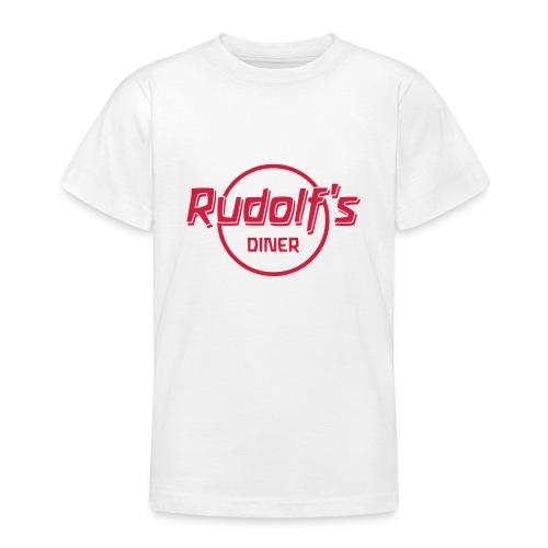 Rudolf s Diner - Teenager T-Shirt