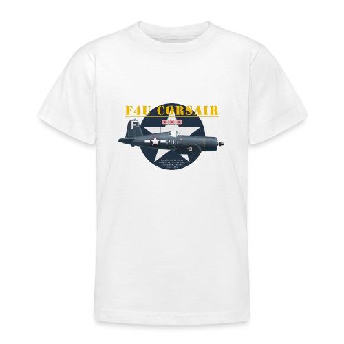 F4U Jeter VBF-83 - T-shirt Ado