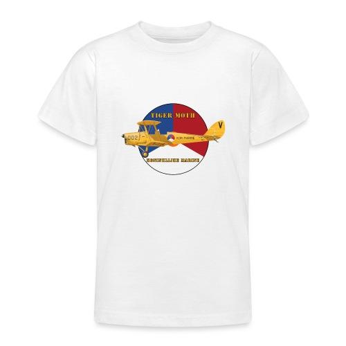 Tiger Moth Kon Marine - T-shirt Ado