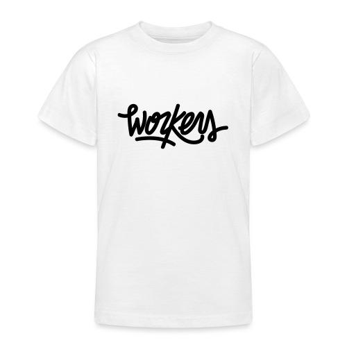 logo_noir Workers - T-shirt Ado
