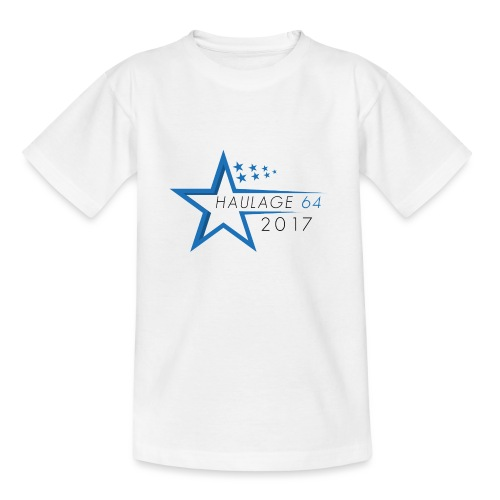 H64 2017 - Teenage T-Shirt