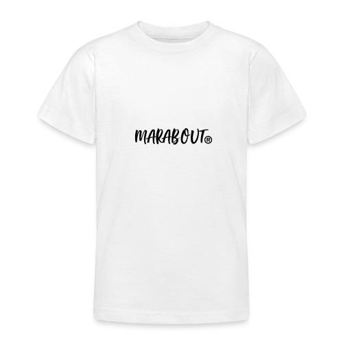 MARABOUT® - Wij helpen, Gambia ontwikkelt - Teenager T-shirt
