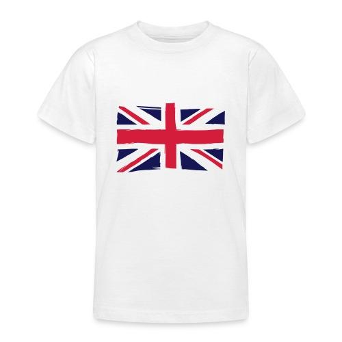 vlag engeland - Teenager T-shirt