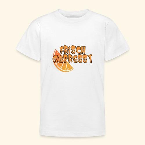 Frisch Gepresst - Teenager T-Shirt