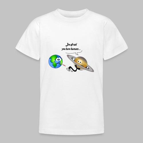 Sick Earth - Teenage T-Shirt