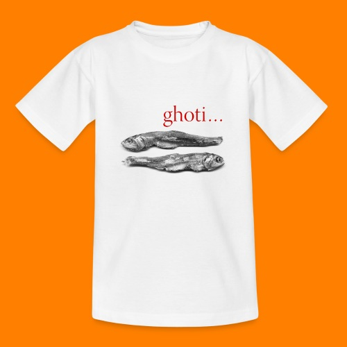 ghoti - Teenage T-Shirt