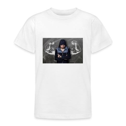 Power - Teenager T-Shirt