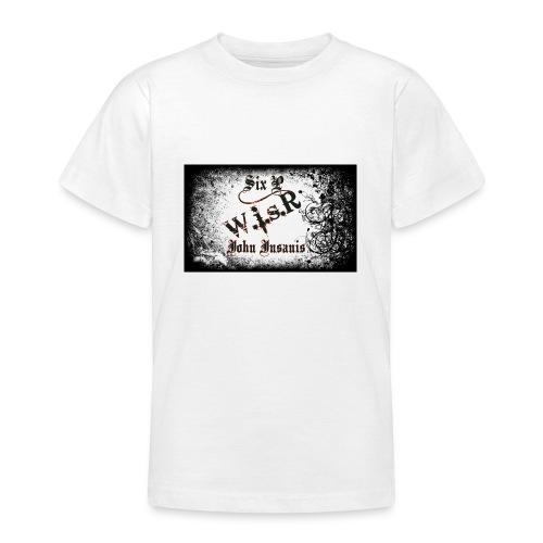 Six P & John Insanis WisR Huppari - Nuorten t-paita