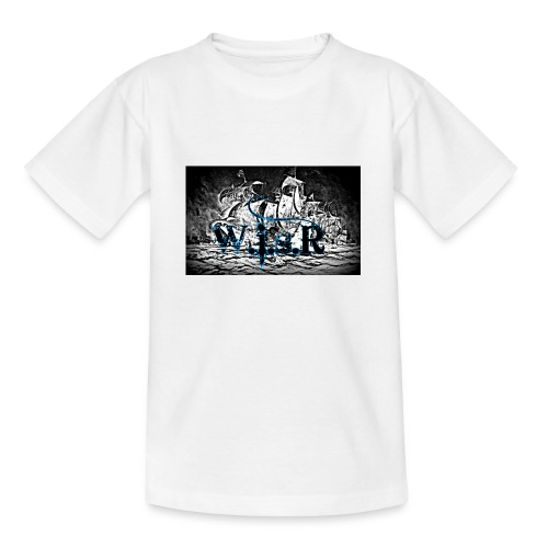 Naisten T-Paita - Nuorten t-paita